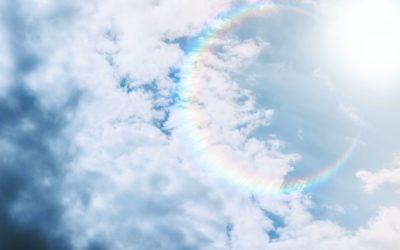 Allah und der Regenbogen