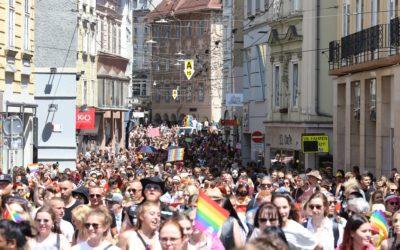Zweitgrößter CSD Österreichs in Graz